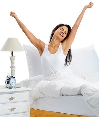 Endlich wieder entspannt aufwachen!