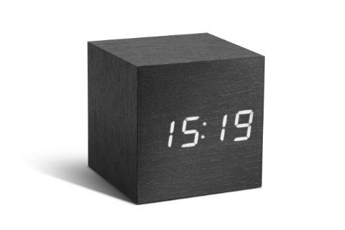 Gingko GK08W10 Würfel-Digitaluhr 'Click Clock'