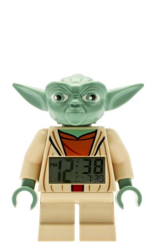 LEGO Star Wars 9003080 Yoda Kinder-Wecker