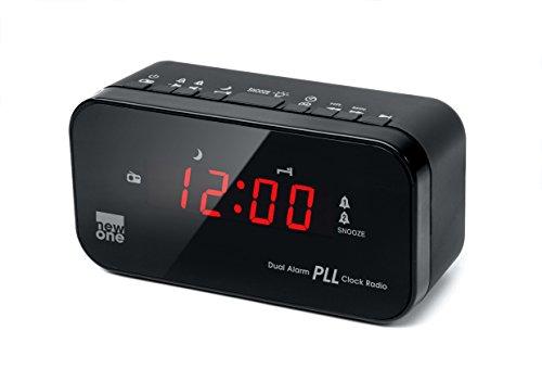 New One CR-120 digitales Uhren-Radio