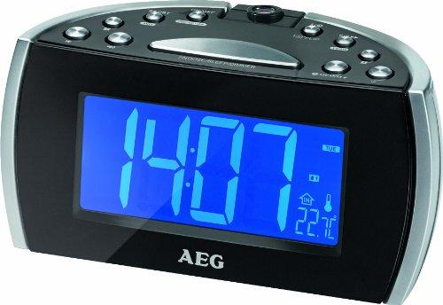 AEG MRC 4119 P N Uhrenradio mit Projektion