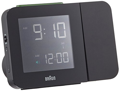Braun BNC015 Funk Projektionswecker