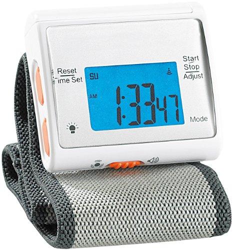 newgen medicals Vibrationswecker im Armbanduhr-Format