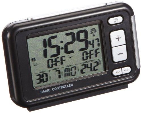 TFA 60.2500 Funk-Wecker mit Temperatur